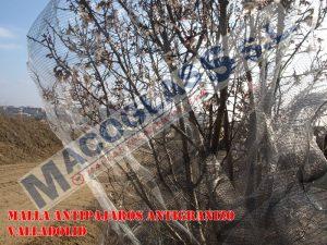 Malla antipájaros antigranizo Valladolid