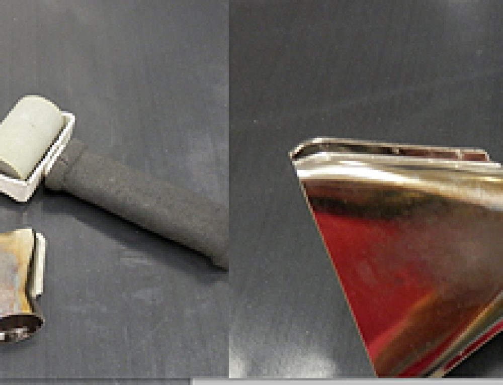 Cómo soldar una lámina de PVC o de polietileno