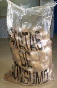 saco patatas