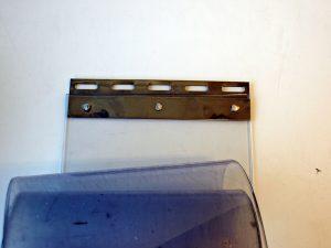 Instalación cortinas PVC industrial