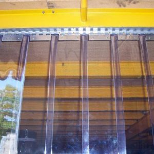 Cortinas de PVC flexible
