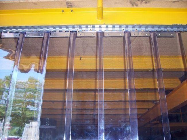 Cortinas de pvc flexible macoglass - Cortinas de goma ...
