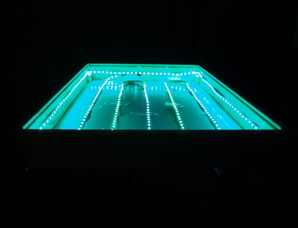 Construcción de una mesa de luz