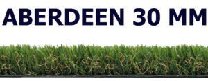 Comprar césped artificial en Macoglass - Variedad Aberdeen de 30 mm de altura
