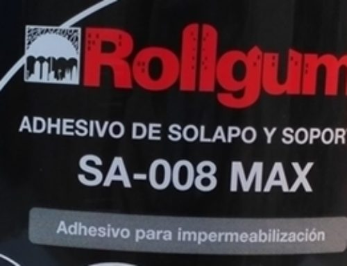 Adhesivo para EPDM Rollgum